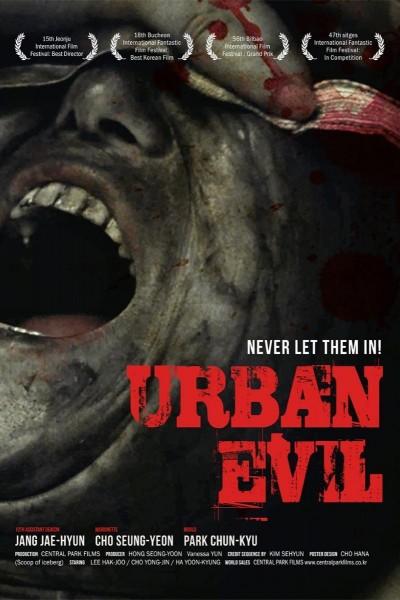 Caratula, cartel, poster o portada de Urban Evil