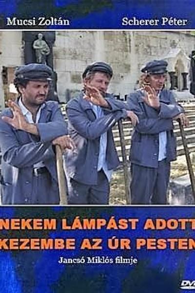 Caratula, cartel, poster o portada de The Lord\'s Lantern in Budapest