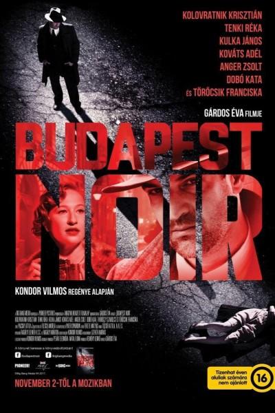 Caratula, cartel, poster o portada de Budapest Noir