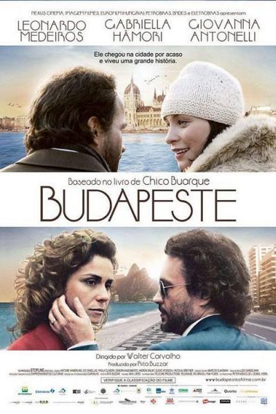 Caratula, cartel, poster o portada de Budapeste