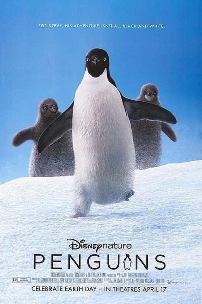 Caratula, cartel, poster o portada de Penguins