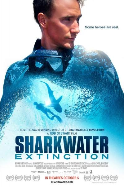 Caratula, cartel, poster o portada de Sharkwater Extinction