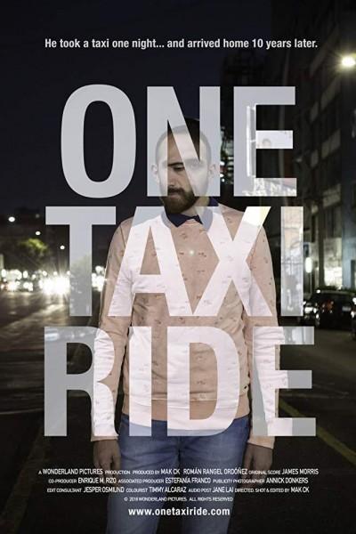 Caratula, cartel, poster o portada de One Taxi Ride