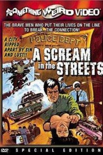 Caratula, cartel, poster o portada de A Scream in the Streets