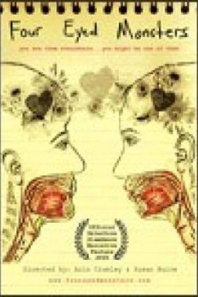 Caratula, cartel, poster o portada de Four Eyed Monsters