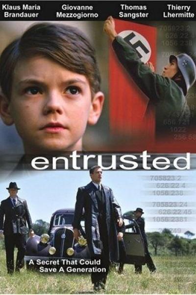 Caratula, cartel, poster o portada de Entrusted