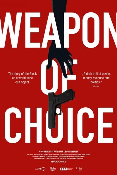 Caratula, cartel, poster o portada de El arma predilecta