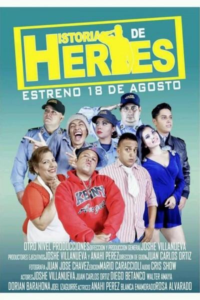 Caratula, cartel, poster o portada de Historia de héroes