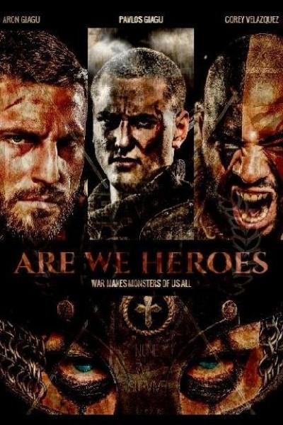 Caratula, cartel, poster o portada de Are We Heroes