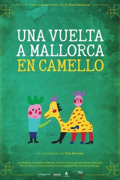 Caratula, cartel, poster o portada de Una vuelta a Mallorca en camello