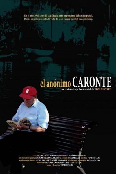Caratula, cartel, poster o portada de El anónimo caronte
