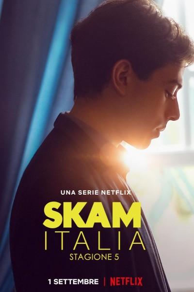 Caratula, cartel, poster o portada de Skam Italia