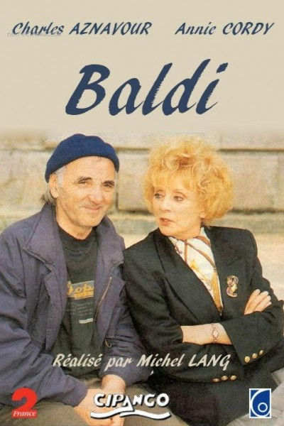 Caratula, cartel, poster o portada de Baldi