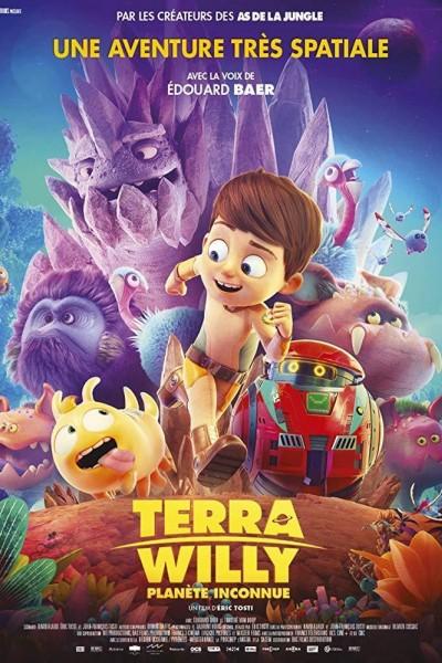 Caratula, cartel, poster o portada de Terra Willy: Planeta desconocido