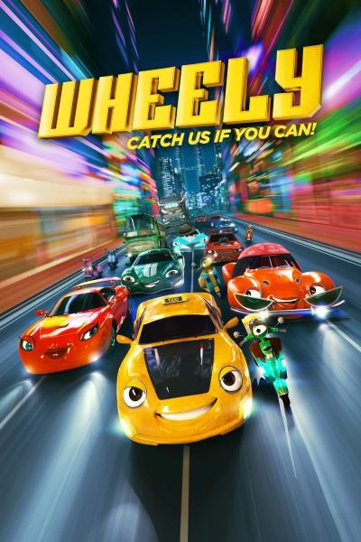 Caratula, cartel, poster o portada de Wheely