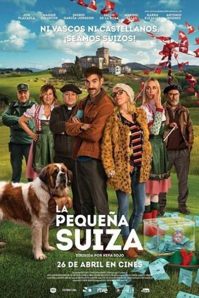 Caratula, cartel, poster o portada de La pequeña Suiza
