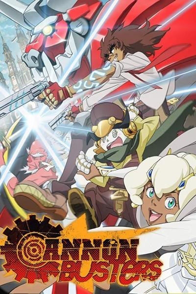 Caratula, cartel, poster o portada de Cannon Busters