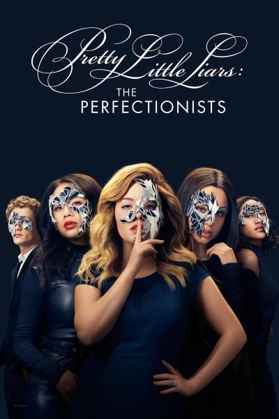Caratula, cartel, poster o portada de Pequeñas mentirosas: Perfeccionistas