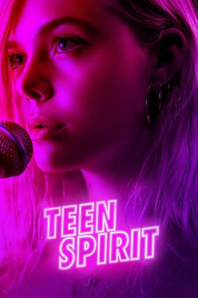 Caratula, cartel, poster o portada de Alcanzando tu sueño (Teen Spirit)