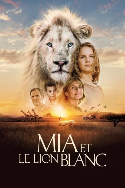 Caratula, cartel, poster o portada de Mia y el león blanco