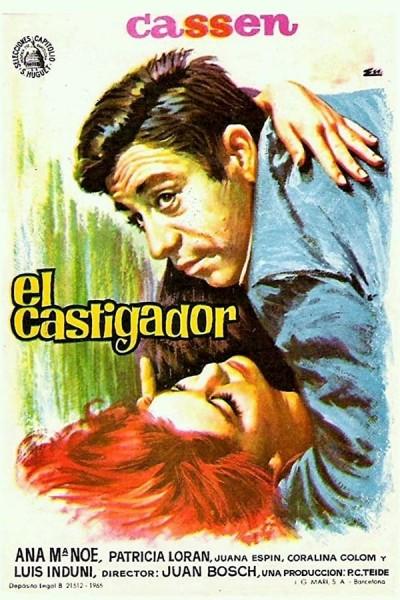 Caratula, cartel, poster o portada de El castigador