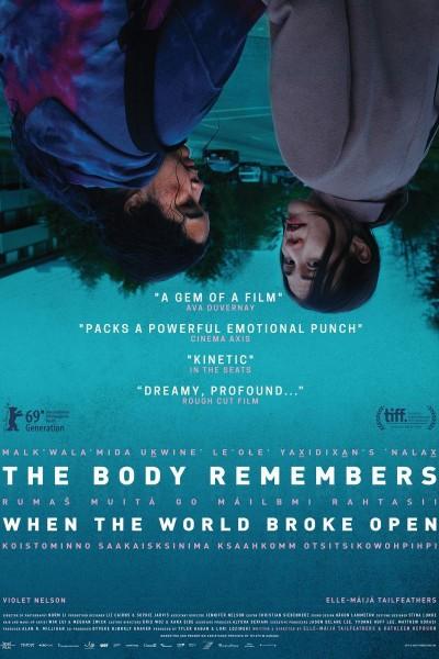 Caratula, cartel, poster o portada de The Body Remembers When the World Broke Open