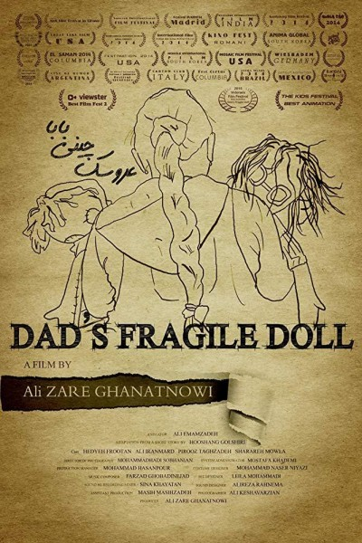 Caratula, cartel, poster o portada de Dad\'s Fragile Doll