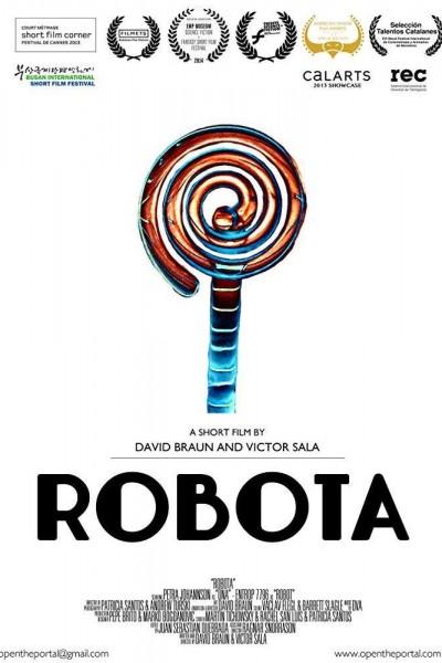 Caratula, cartel, poster o portada de Robota