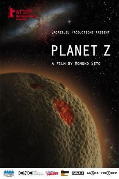 Caratula, cartel, poster o portada de Planet Z