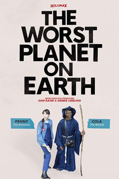 Caratula, cartel, poster o portada de The Worst Planet on Earth