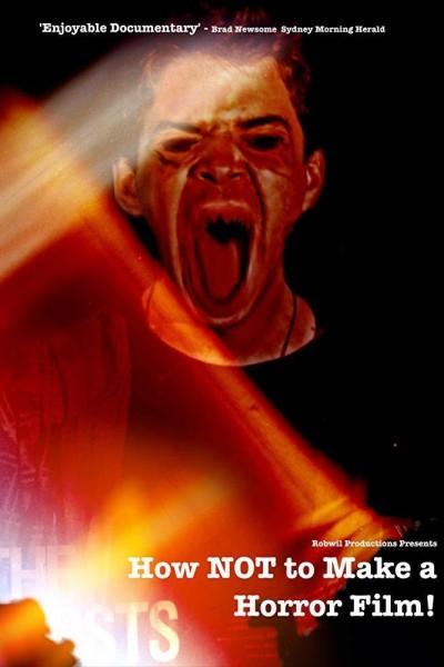Caratula, cartel, poster o portada de How NOT to Make a Horror Film