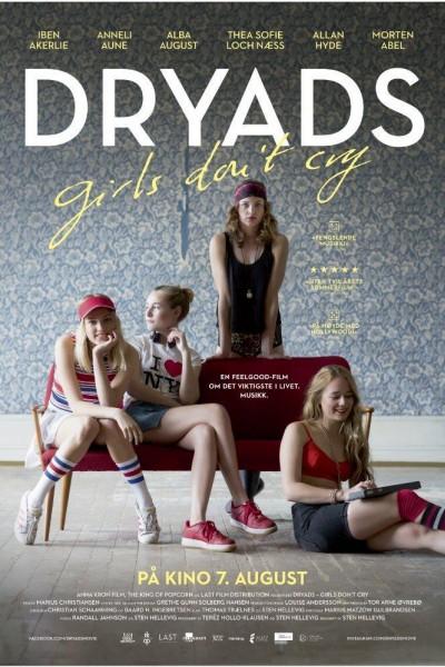 Caratula, cartel, poster o portada de Dryads - Girls Don\'t Cry