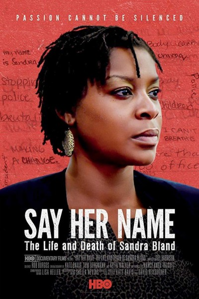 Caratula, cartel, poster o portada de Vida y muerte de Sandra Bland