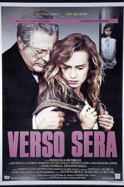 Caratula, cartel, poster o portada de Al anochecer