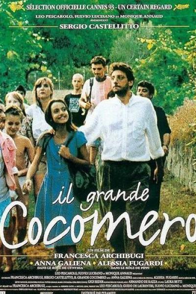 Caratula, cartel, poster o portada de La gran calabaza