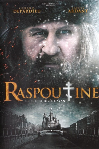 Caratula, cartel, poster o portada de Raspoutine