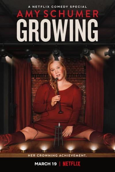 Caratula, cartel, poster o portada de Amy Schumer Growing
