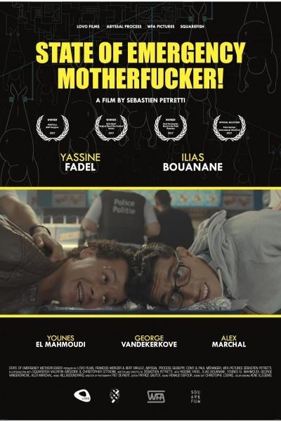 Caratula, cartel, poster o portada de State of Emergency Motherfucker