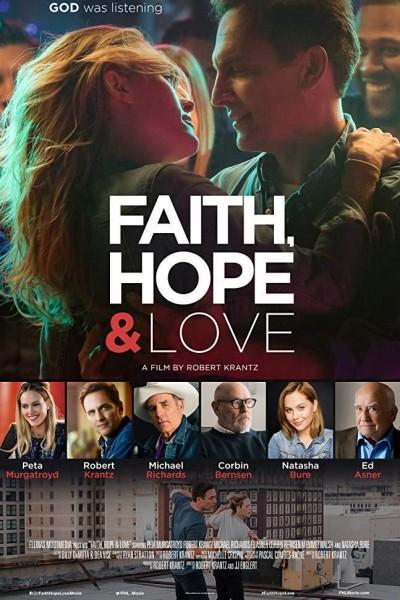Caratula, cartel, poster o portada de Faith, Hope & Love