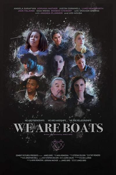 Caratula, cartel, poster o portada de We Are Boats