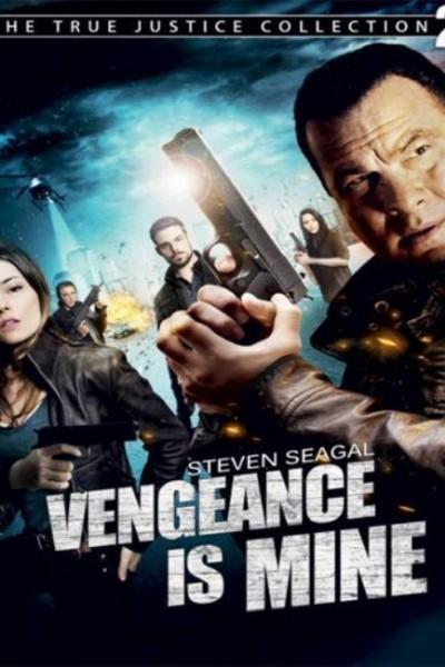 Caratula, cartel, poster o portada de La venganza es mía