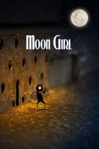 Caratula, cartel, poster o portada de Moon Girl