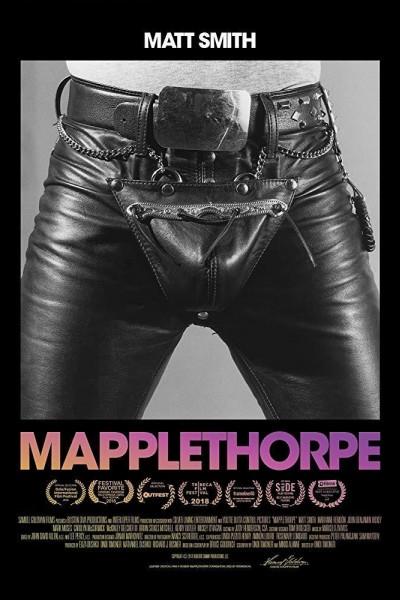 Caratula, cartel, poster o portada de Mapplethorpe