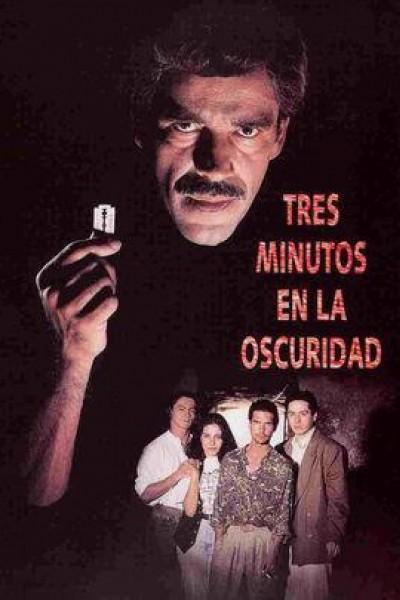 Caratula, cartel, poster o portada de Tres minutos en la oscuridad