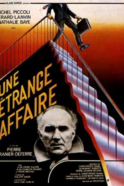Caratula, cartel, poster o portada de Strange Affair
