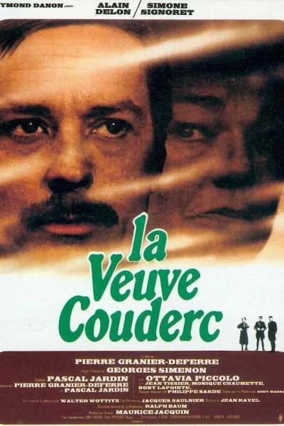 Caratula, cartel, poster o portada de La viuda Couderc