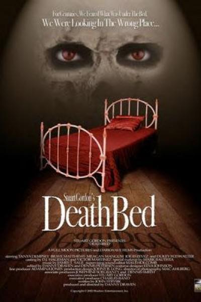 Caratula, cartel, poster o portada de La cama de la muerte