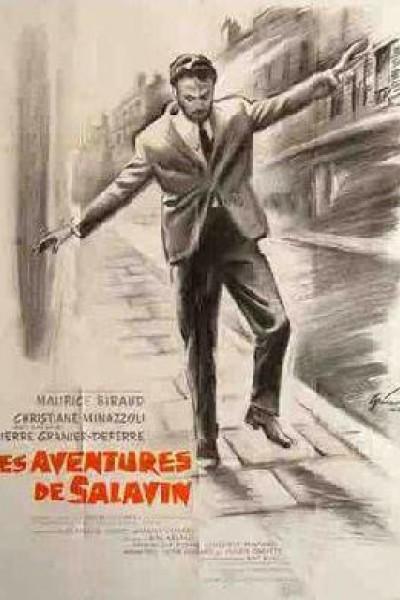 Caratula, cartel, poster o portada de Les aventures de Salavin