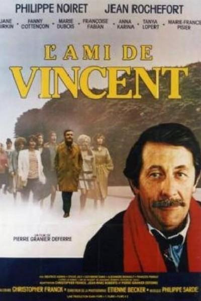 Caratula, cartel, poster o portada de L\'Ami de Vincent