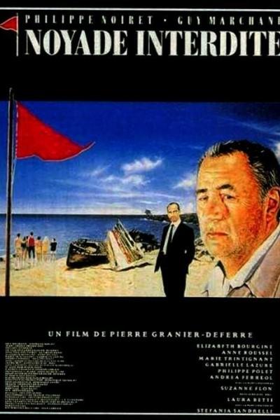 Caratula, cartel, poster o portada de Noyade interdite